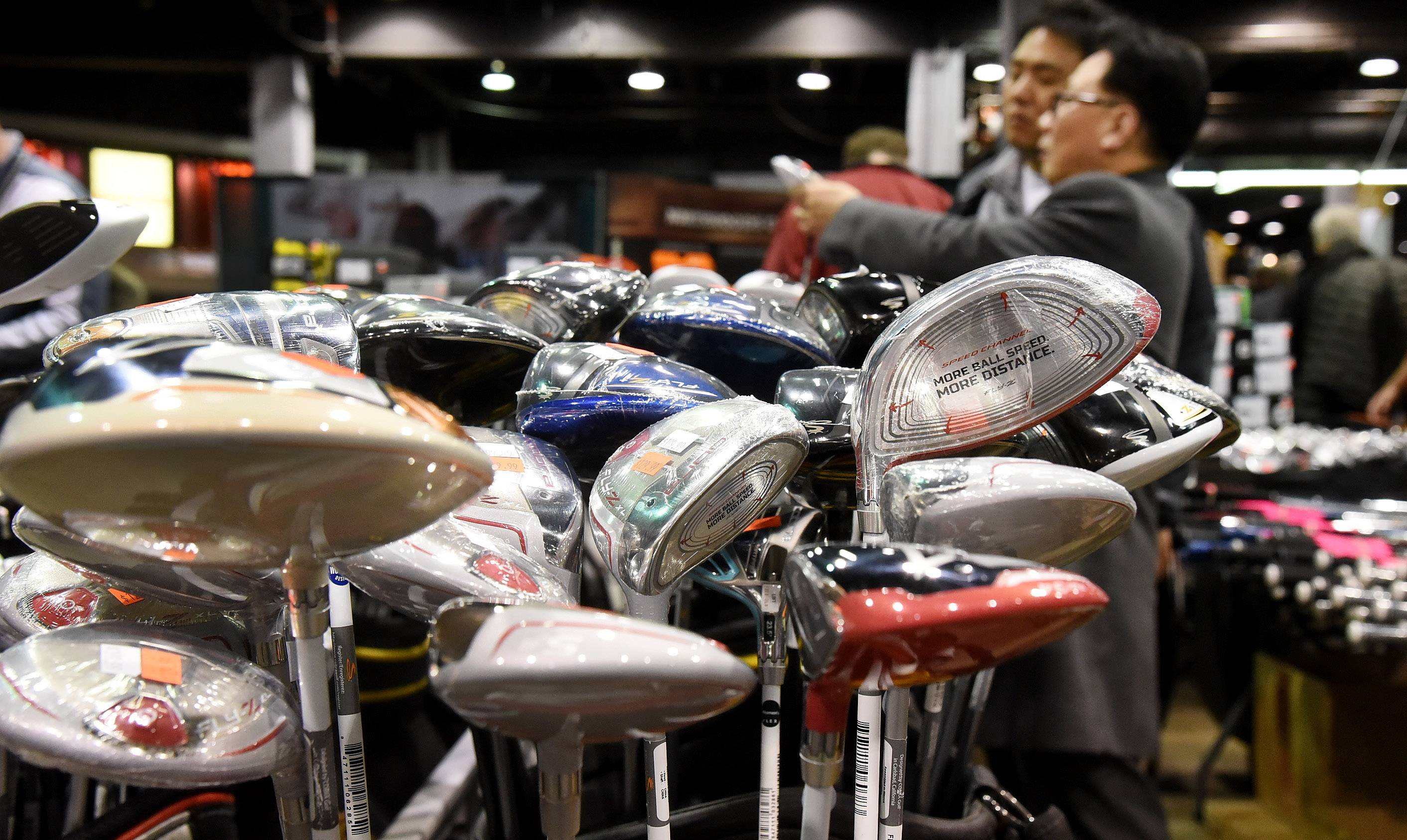 Golfers will get an upclose look at the latest equipment and more when the Chicago Golf Show runs Friday through Sunday at the Donald E. Stephens Convention Center in Rosemont.