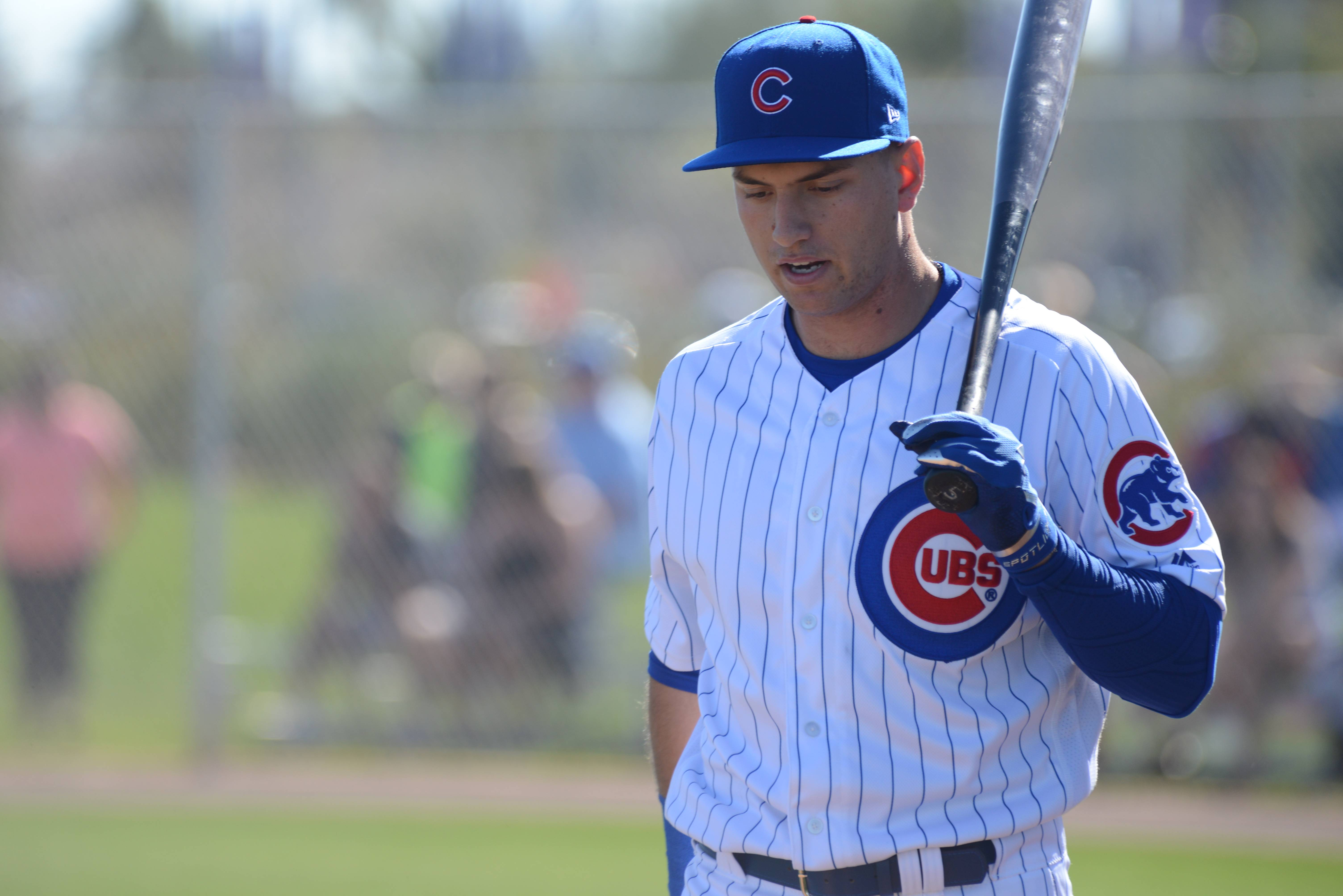 Albert Almora Jr. is only 22 years old, but the Chicago Cubs outfielder displays baseball IQ well beyond his years.