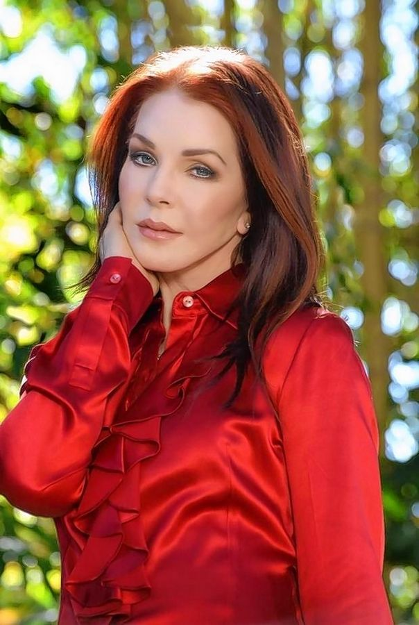 Priscilla Presley, discusses her life with Elvis on Sunday, Aug. 20, at the Arcada Theatre in St. Charles.