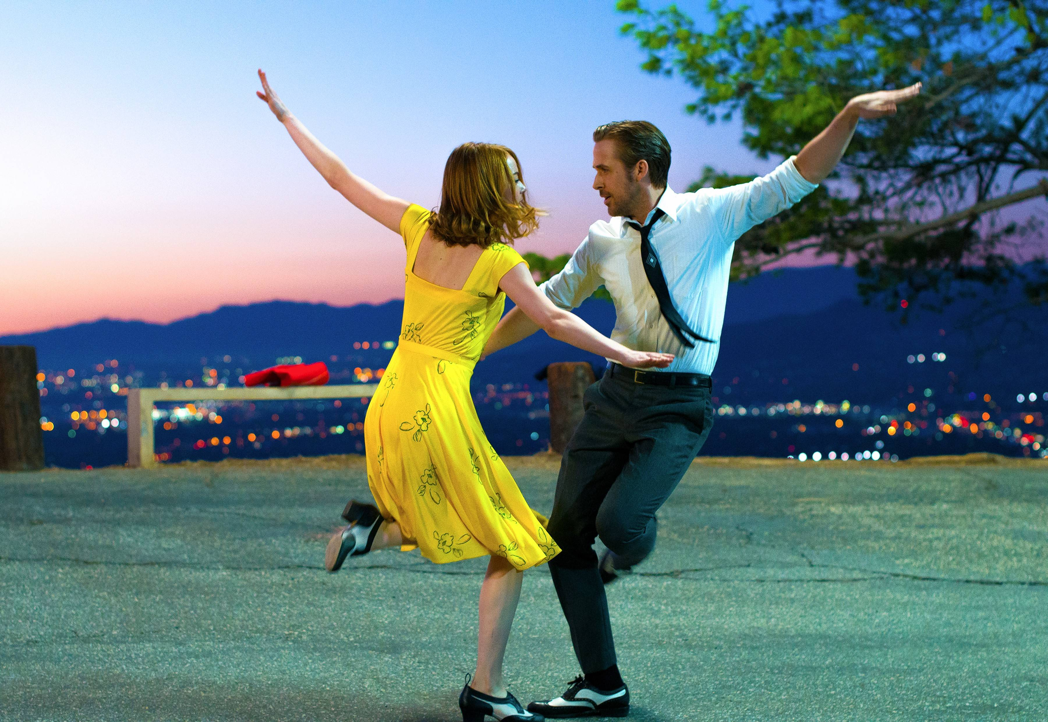 """La La Land"" danced away with 14 Academy Award nominations. Will Damien Chazelle's musical take home Best Picture?"