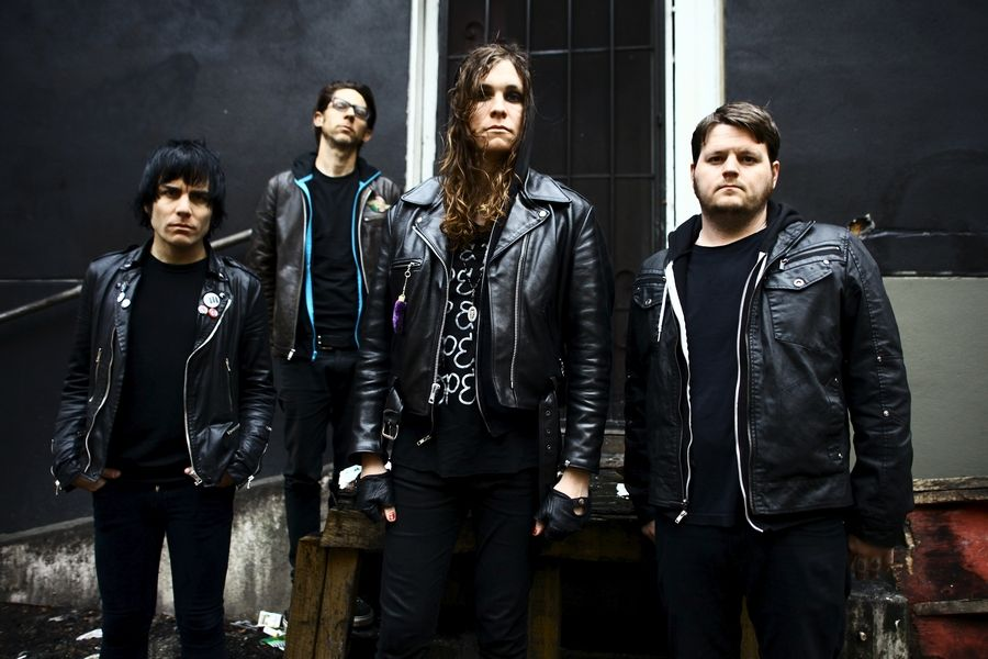 Acclaimed punk band Against Me! plays Palatine's Durty Nellie's Friday, Feb. 24.