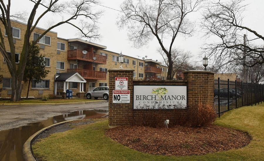 Mount Prospect is moving to annex the Birch Manor condominium complex.