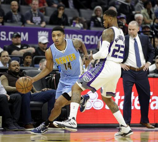 Denver Nuggets Guards: Cauley-Stein Scores 29, Kings Beat Nuggets 116-100
