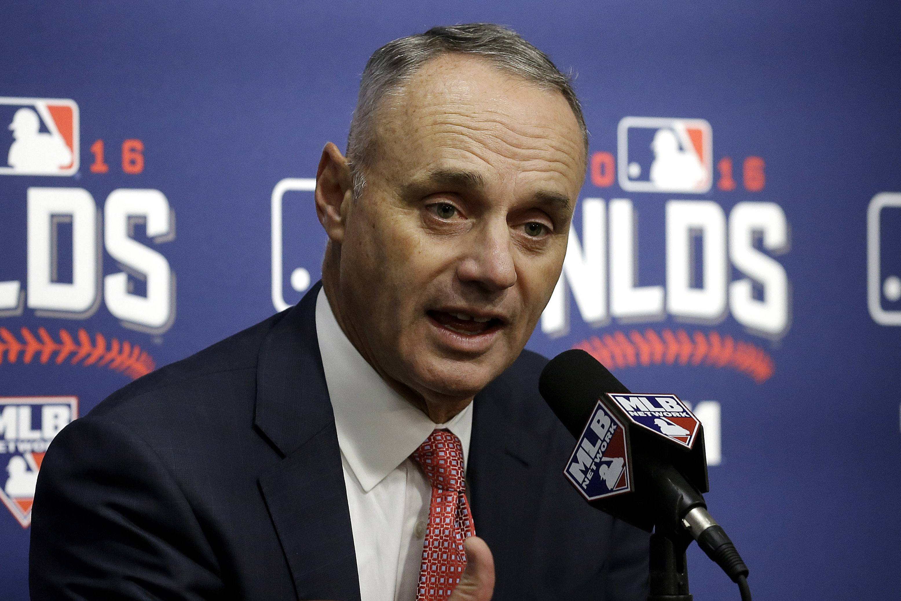 Major League Baseball Commissioner Rob Manfred seems to want to change aspects of baseball just to say he's made changes. But Barry Rozner writes that change is only good when it's done for the greater good.