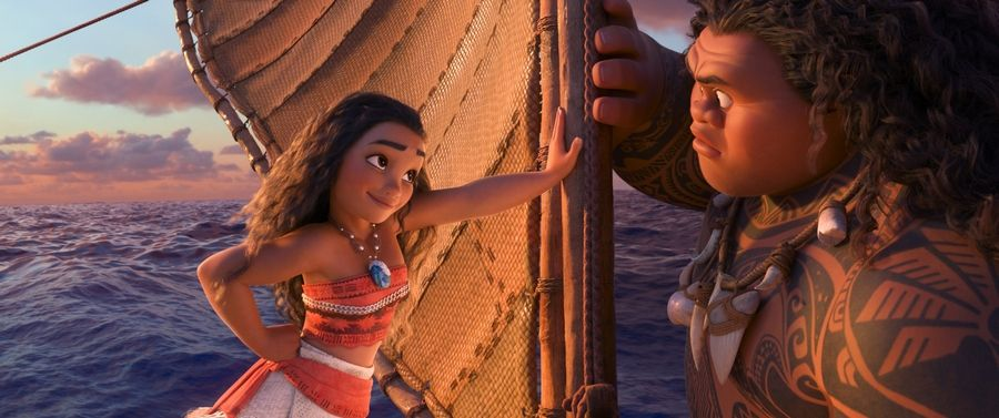 """Moana,"" a nominee for best animated feature at this year's Academy Awards, was codirected by Norridge's John Musker, who, along with partner Ron Clements, helmed Disney classics like ""The Little Mermaid,"" ""Aladdin"" and ""The Princess and the Frog."""