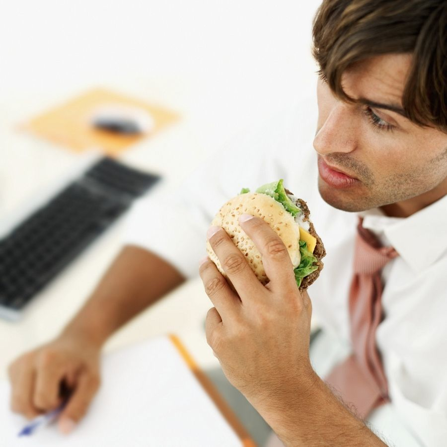 Changing your diet, such as limiting the number of cheeseburgers you eat, can help lower your cholesterol.