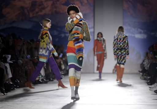 Milan Designers Hit Empowering Women Theme In Fall Fashion