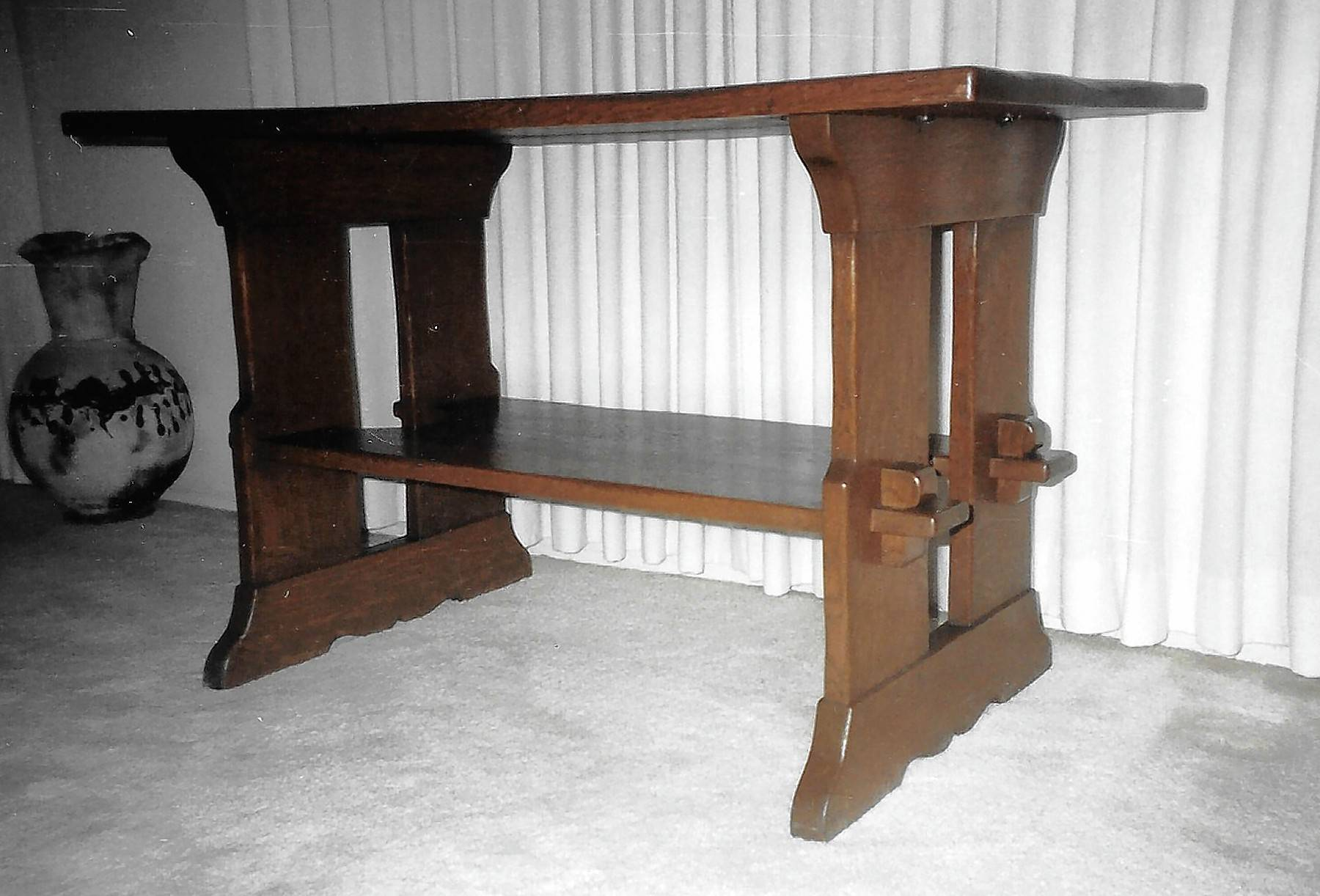 L U0026 J.G. Stickley Furniture Co. Was Founded In New York In 1902.