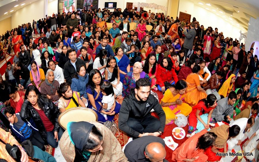 Maha Shivarathri celebration energizes the city with chants