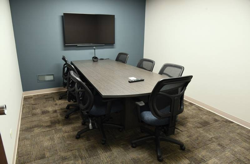 Ugly Conference Room