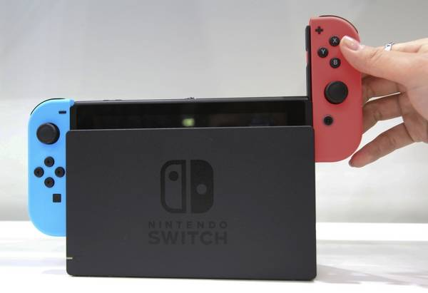 Essay Why One Gamer Preordered A Nintendo Switch Nintendos New Switch Device Goes On Sale March