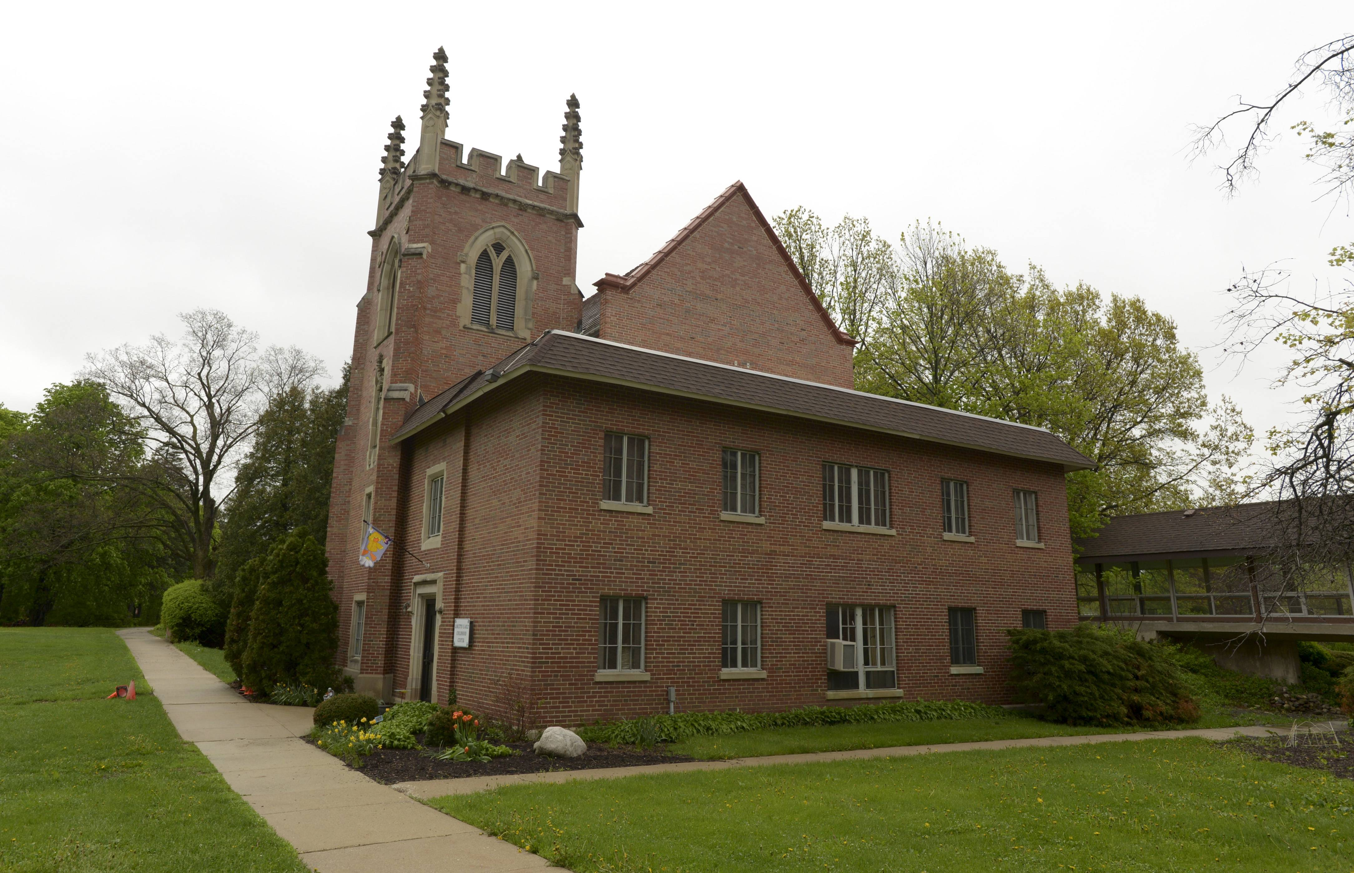 The former Loretto preschool housed in a 1950s-era chapel closed two years ago because of low enrollment.