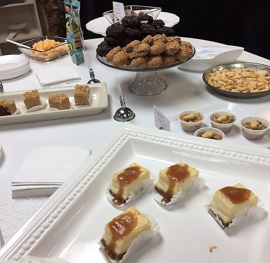 "Sweet Natalie's gluten free bakery in downtown Geneva held a ""media tasting"" event on Fat Tuesday."