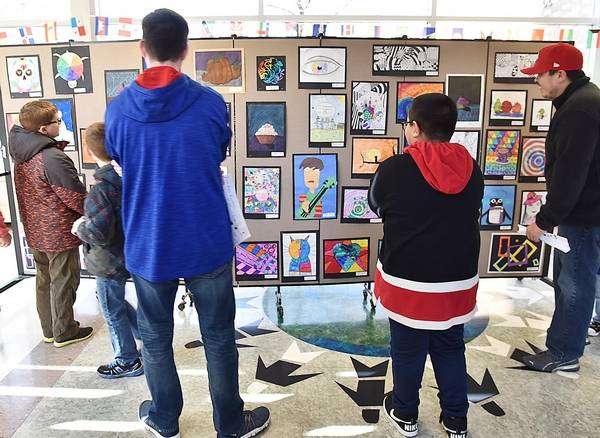 Dist 129 Students Take Part In Annual Fine Arts Festival