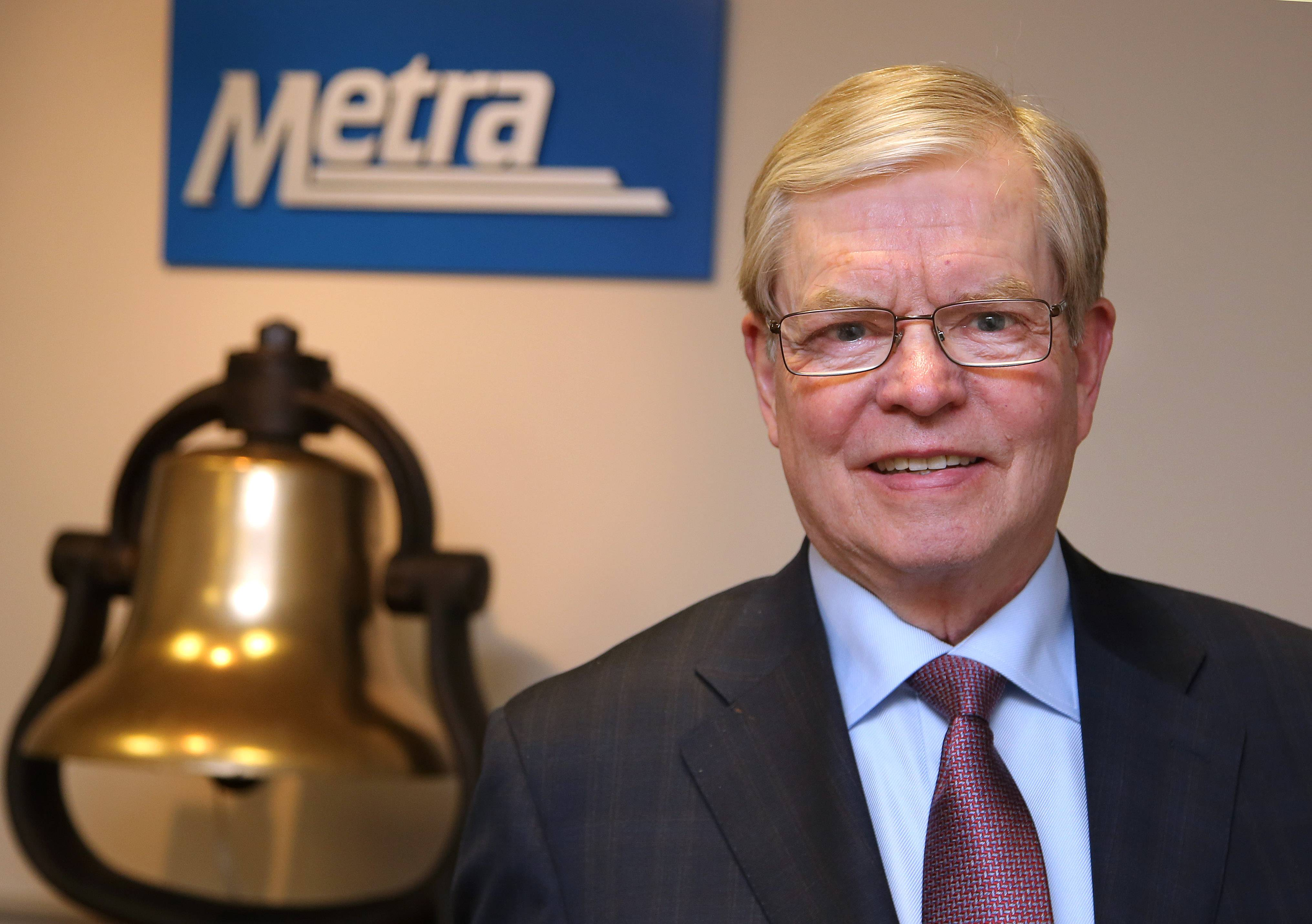 What track will new Metra chairman take?
