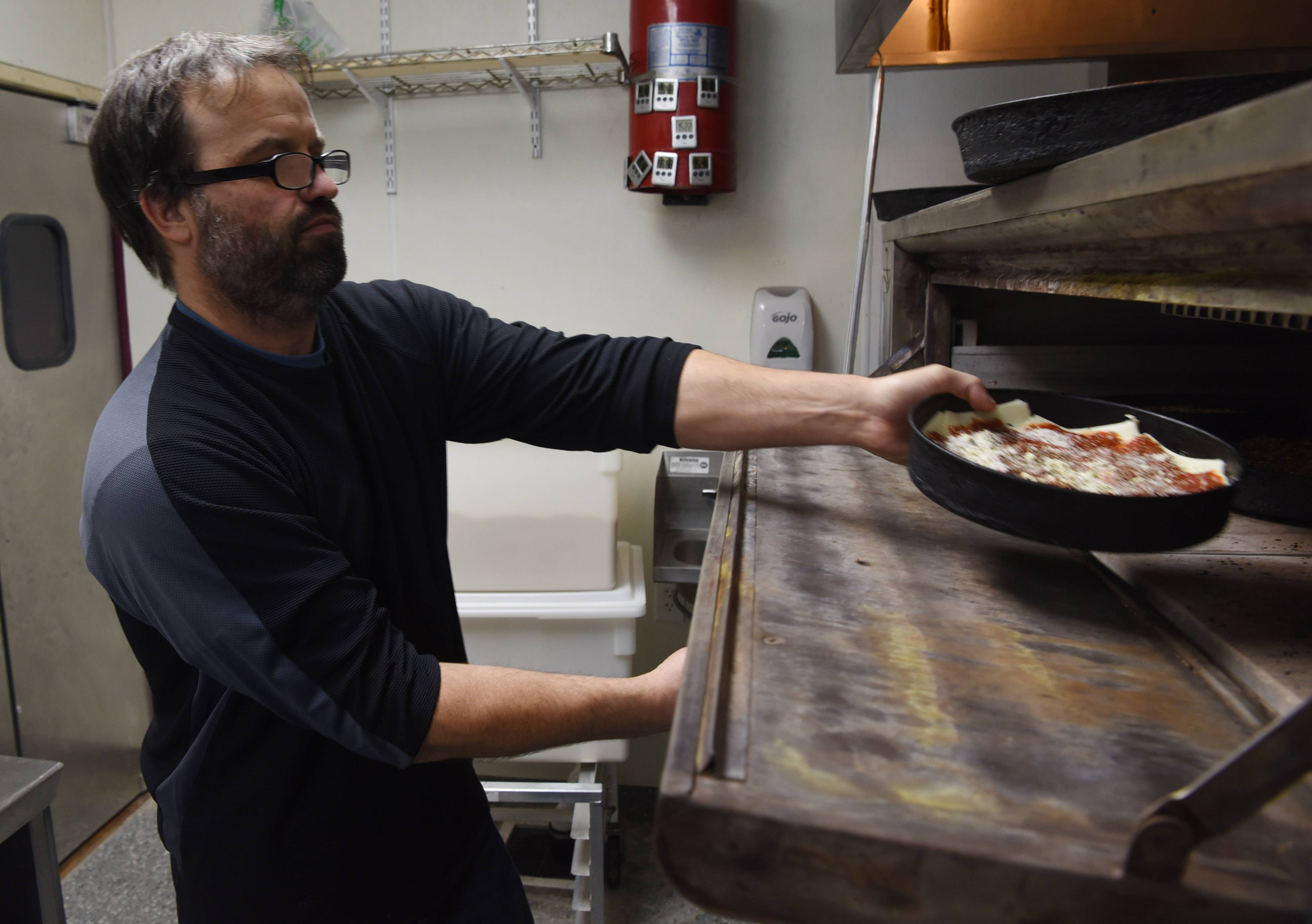 Dying Burt's Place founder passed on pizza recipes from hospital bed