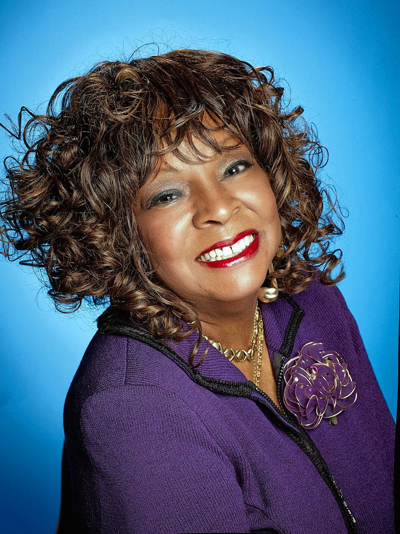 """(Music) is still changing the world,"" says Martha Reeves. She and The Vandellas will play their hits Sunday, March 12, at the Arcada Theatre in St. Charles."