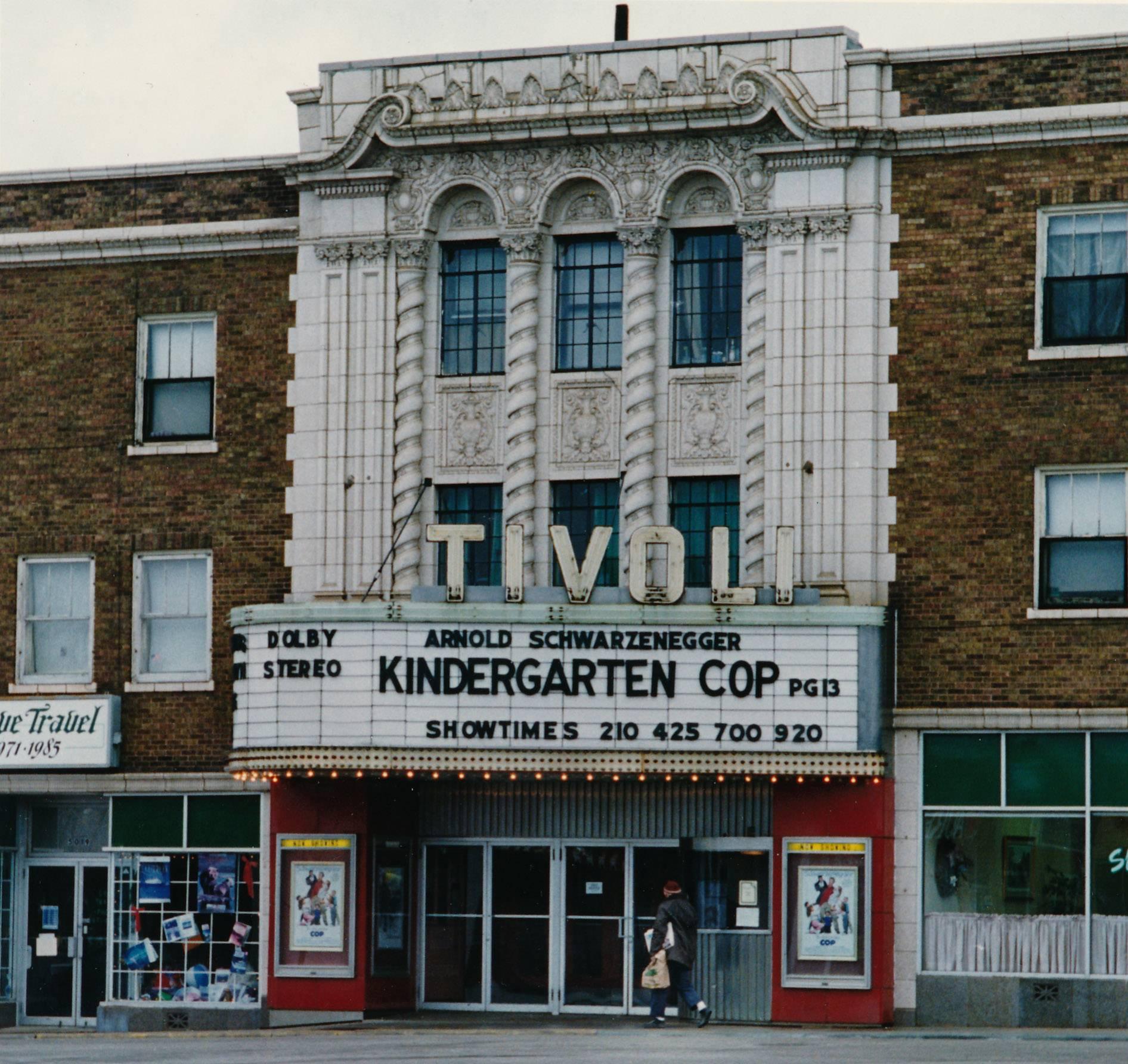 Tivoli movie theater