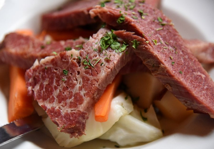 Can't pass up corned beef on St. Patrick's Day? Chicago-area Catholic leaders say you can indulge, even though the holiday falls on a Friday during Lent, when the devout abstain from meat.