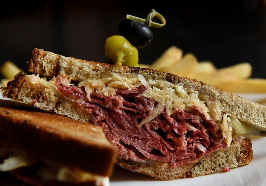 Can't pass up corned beef on St. Patrick's Day? Chicago-area Catholic leaders say you can indulge, even though the holiday falls on a Friday during Lent when the devout abstain from meat.