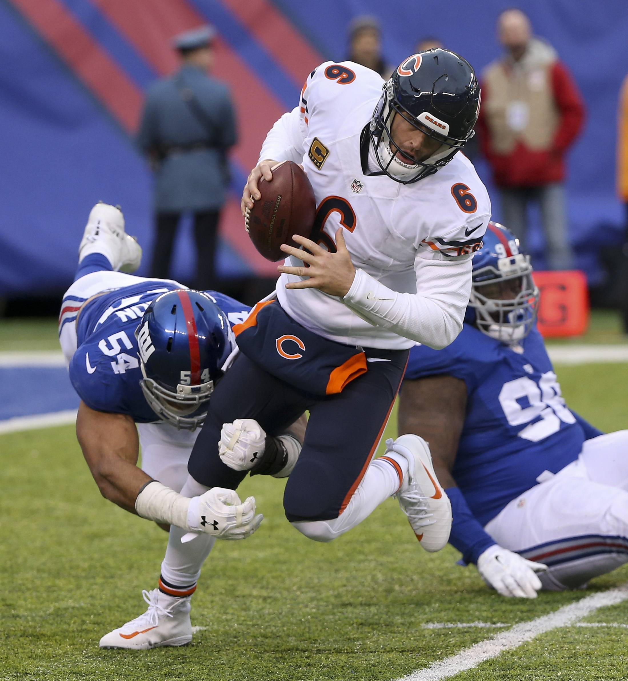The Chicago Bears are releasing quarterback Jay Cutler, ESPN is reporting.