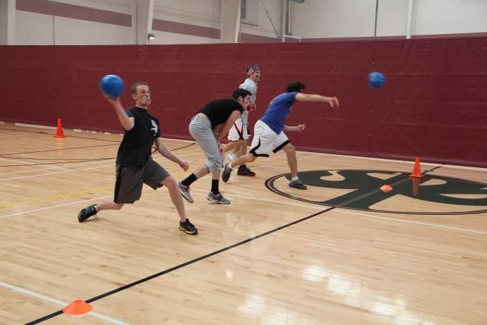 National amateur dodgeball assciation