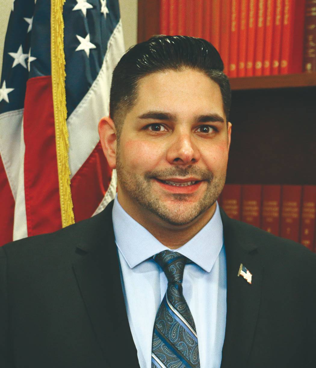Armando Perez, running for Bensenville Village Board
