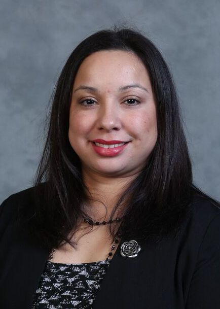 Amanda Mendoza, running for Bensenville Village Clerk