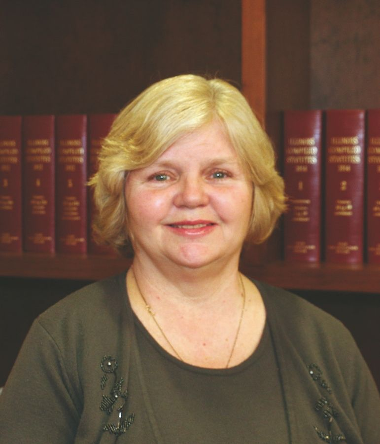 Nancy Quinn, running for Bensenville Village Clerk