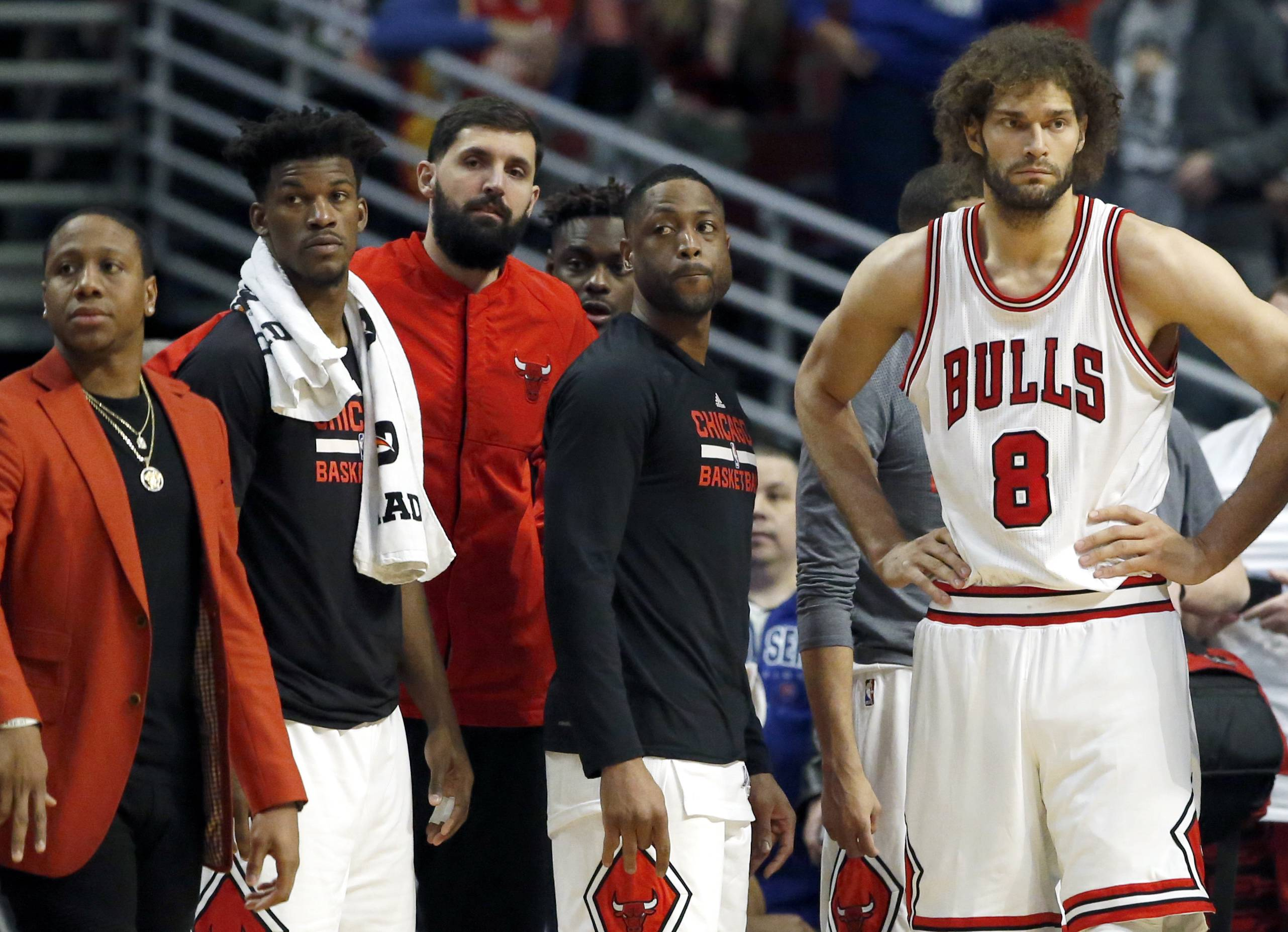 Getting tough to feel optimistic about Bulls' playoff chances