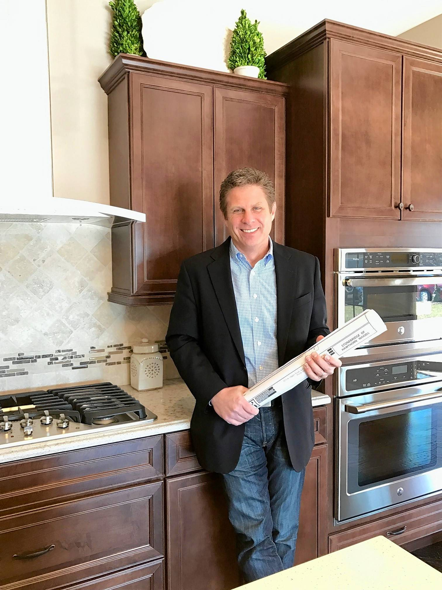 Chris Coleman of William Ryan Homes has seen much change in the industry since his first job in 1988.