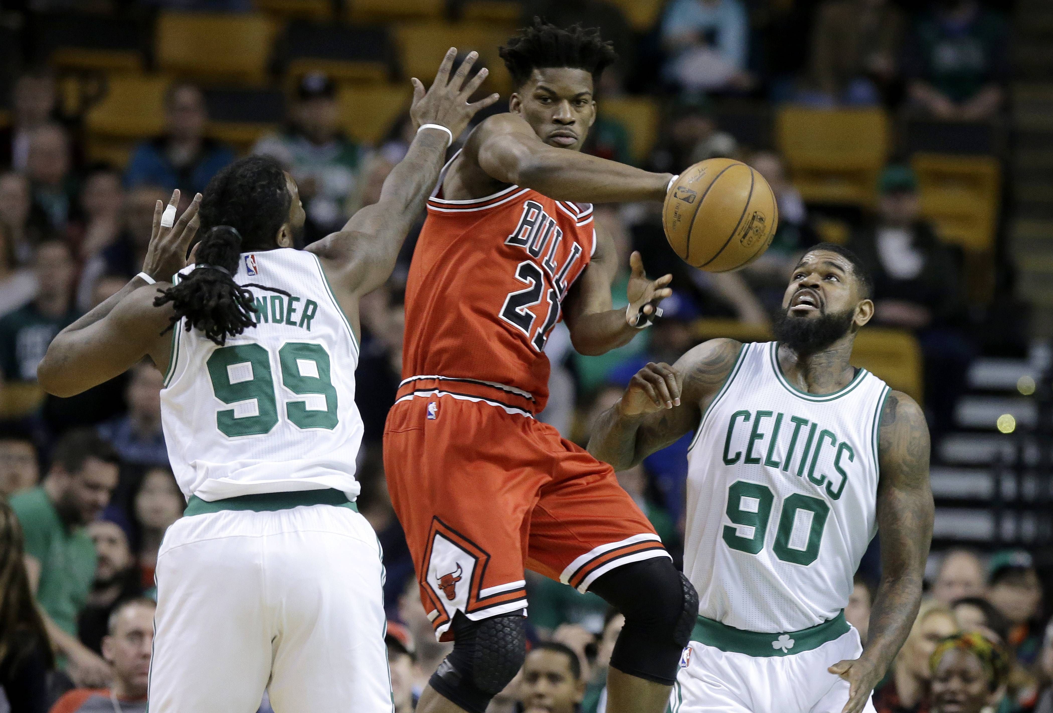 Frustration grows after Chicago Bulls' poor performance in Boston