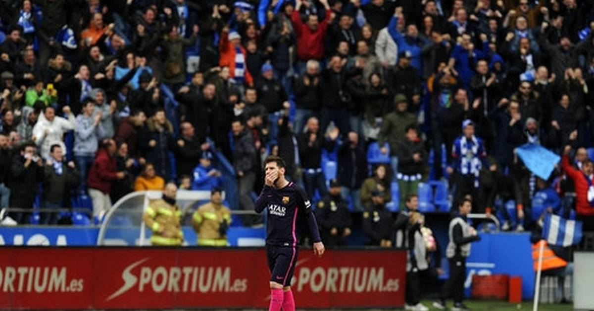 After win vs PSG, Barcelona loses Spanish league lead
