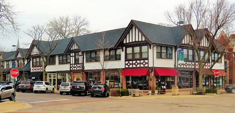Five new addresses in Winnetka and one in Wilmette will increase Hoffmann Commercial Real Estate's portfolio to 16 properties, with the greatest concentration along Lincoln Avenue and Chestnut Street in downtown Winnetka.