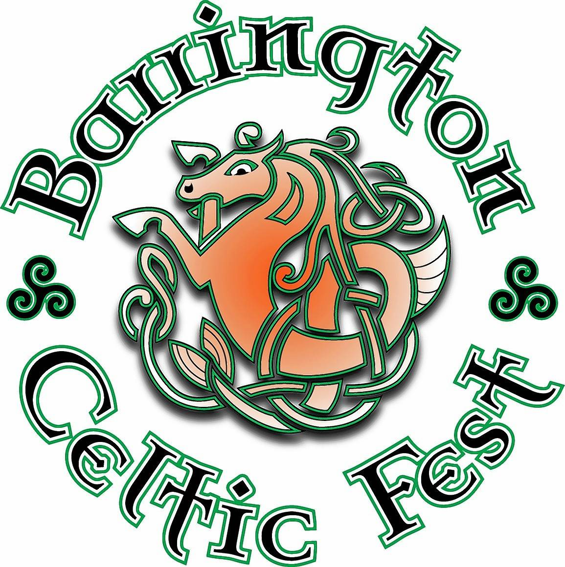 Barrington Celtic Fest logo