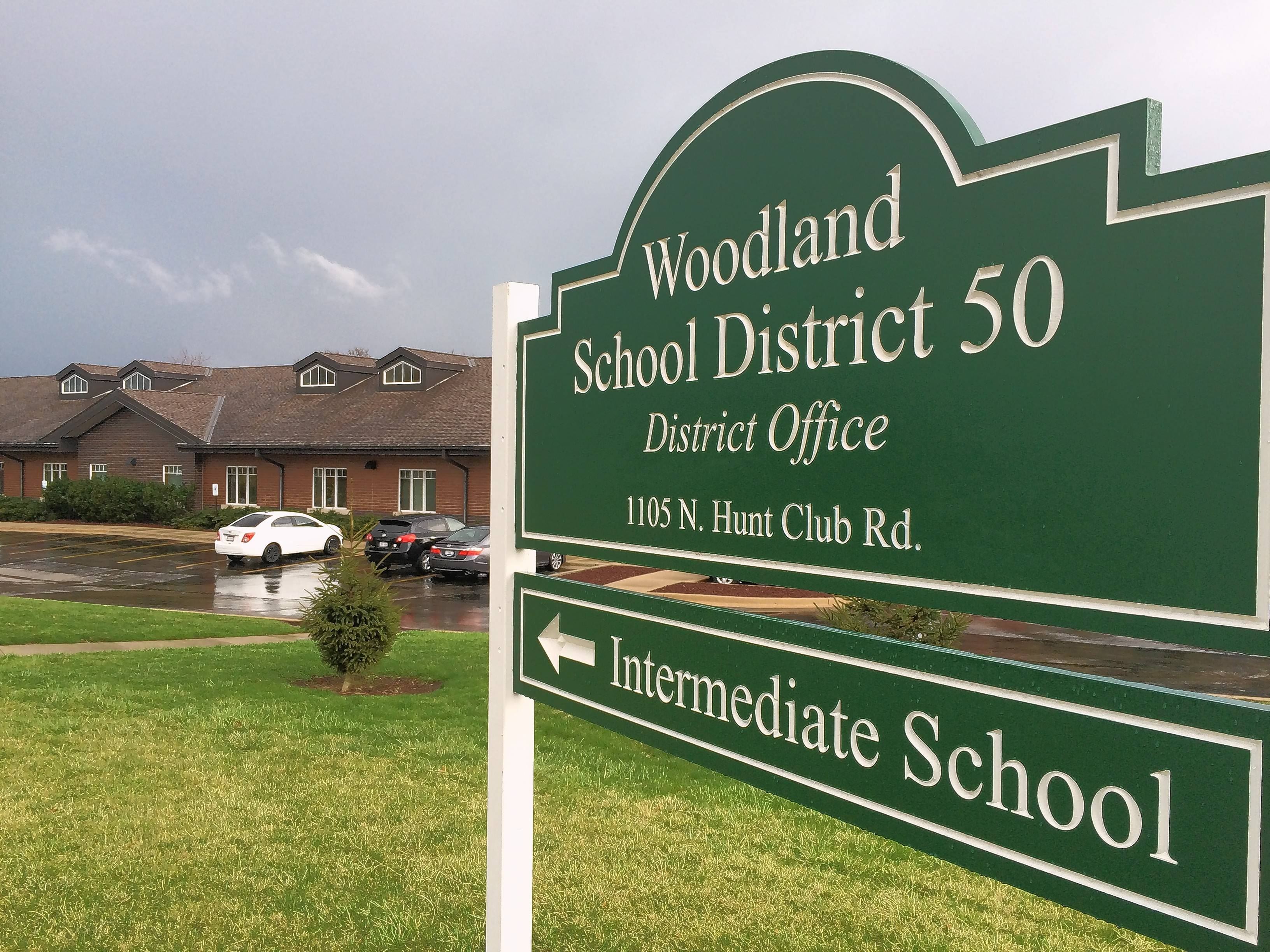 Officials at Woodland Elementary District 50 in Gurnee plan to file complaints with Lake County and state prosecutors over possible misuse of the school system's electronic networks and equipment.