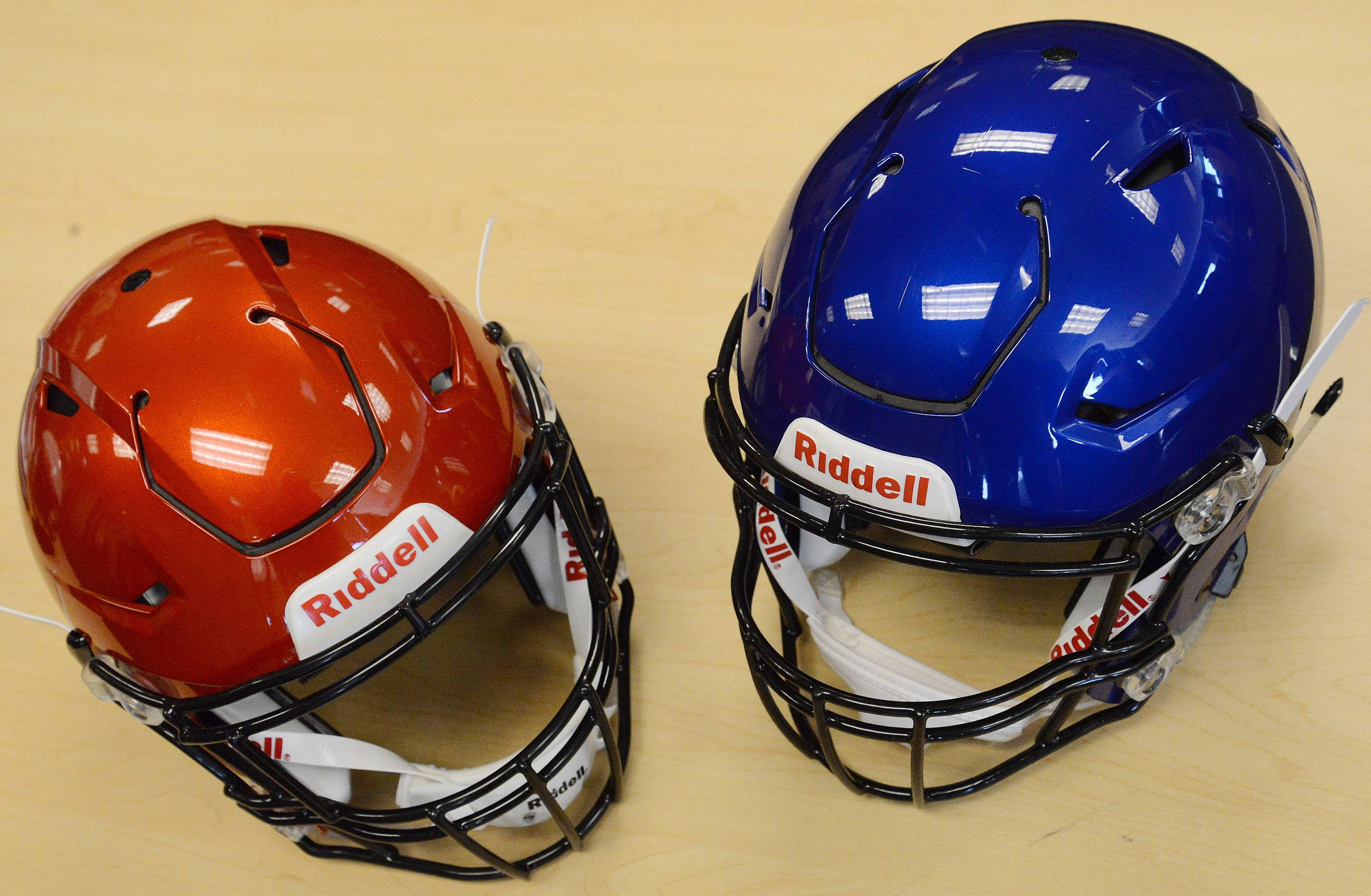 Football helmet maker Riddell to move from Rosemont to Des Plaines