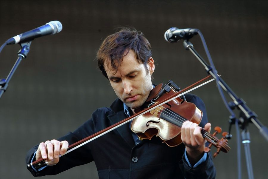 Chicago-area native Andrew Bird makes his Ravinia Festival debut in Highland Park on Sunday, July 23.