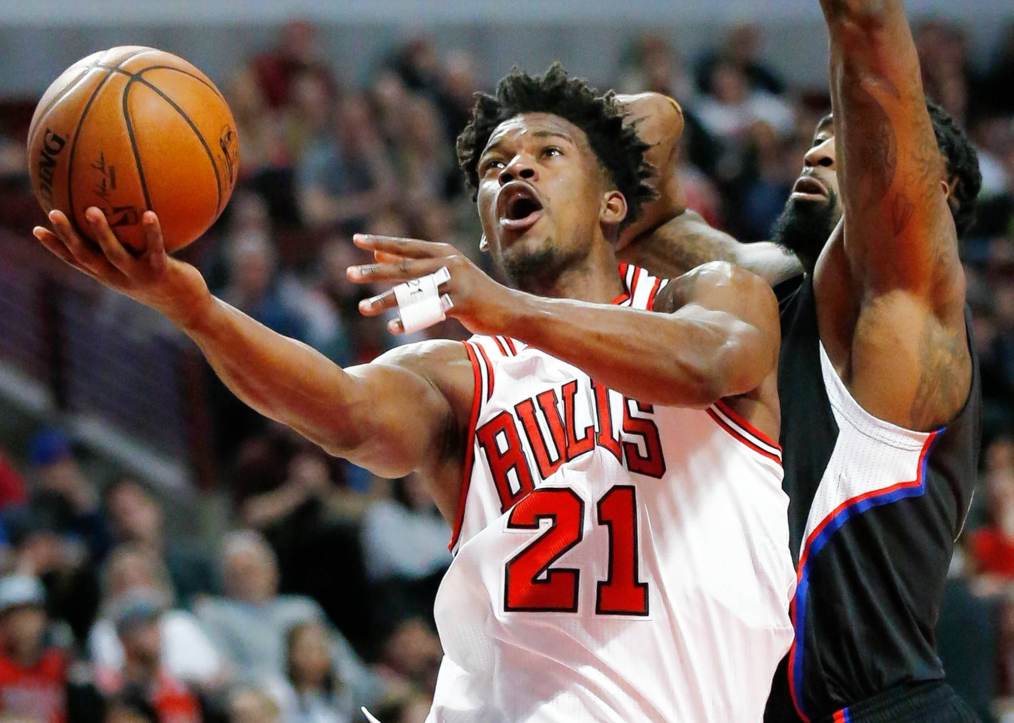 Chicago Bulls' slim hopes rest with reviving Jimmy Butler