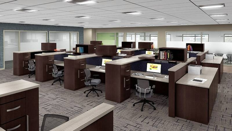 what to consider when designing a new office space