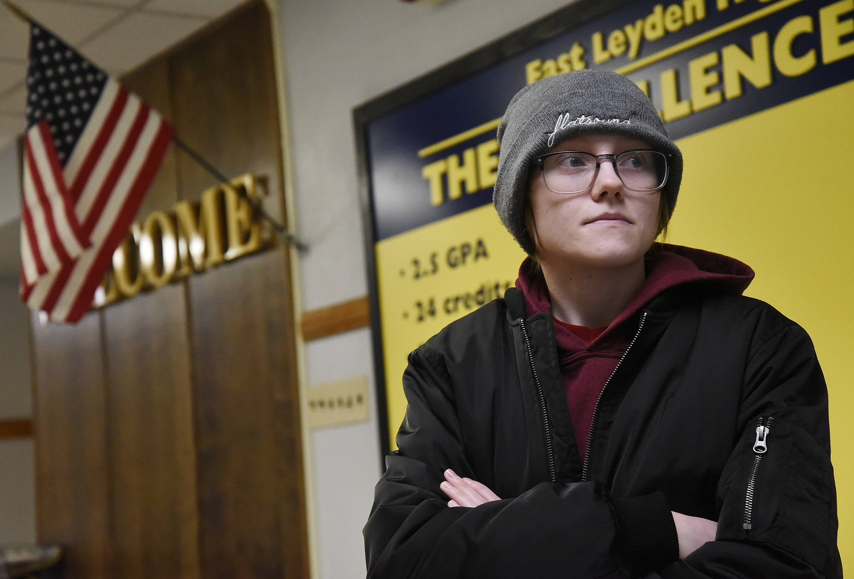Coming out as transgender did not go well in middle school for Charlie Zielinski, he writes. But he found the emotional support he sought when he tried again during his sophomore year at East Leyden High School in Franklin Park.