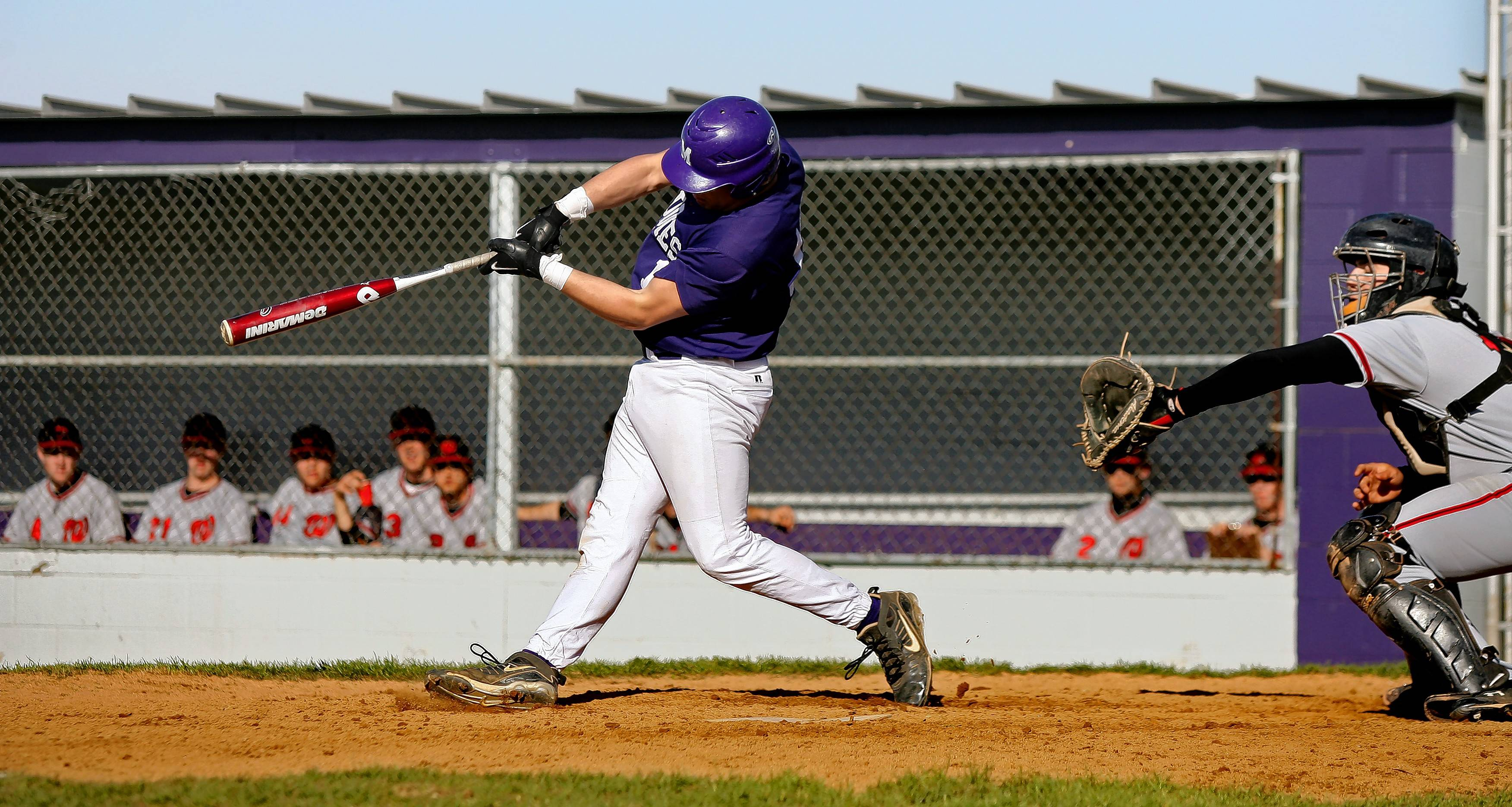 Kyle Schwarber was a senior for Middletown High School when he drilled this three-run home run against Lakota West on April 6, 2011.