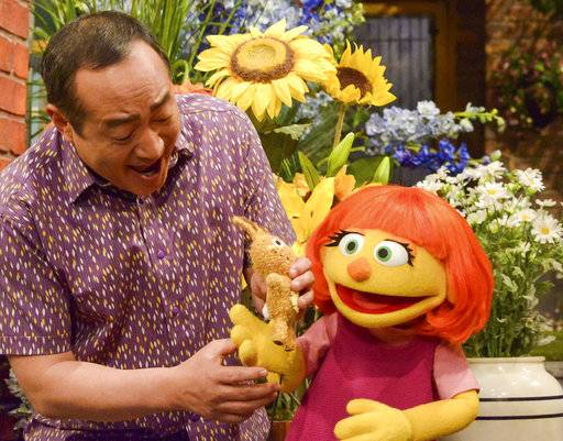 "Julia, a new autistic character, debuts on the 47th Season of ""Sesame Street"" on April 10 on both PBS and HBO."