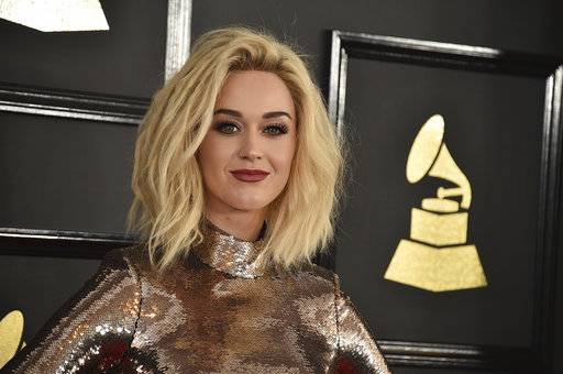 "In an acceptance speech for an award at a Human Rights Campaign dinner on March 18, Katy Perry said she ""prayed the gay away"" during her ""unconscious adolescence."""