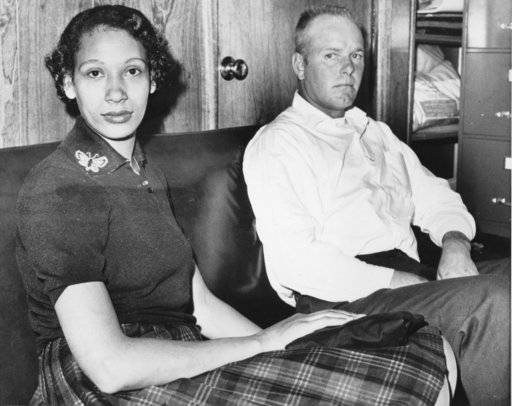 FILE - In this Jan. 26, 1965, file photo, Mildred Loving and her husband Richard P. Loving are shown in Virginia. Loving challenge on Virginia's ban on interracial marriage led to a landmark Supreme Court ruling. from the time Americans roll out of bed in the morning until they turn in _ and even who they might be spending the night with _ the court's rulings are woven into daily life in ways large and small.