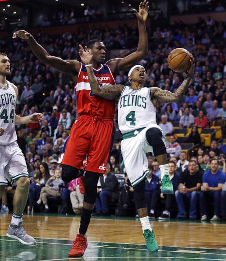 todays paper sports celtics wizards advance articleece