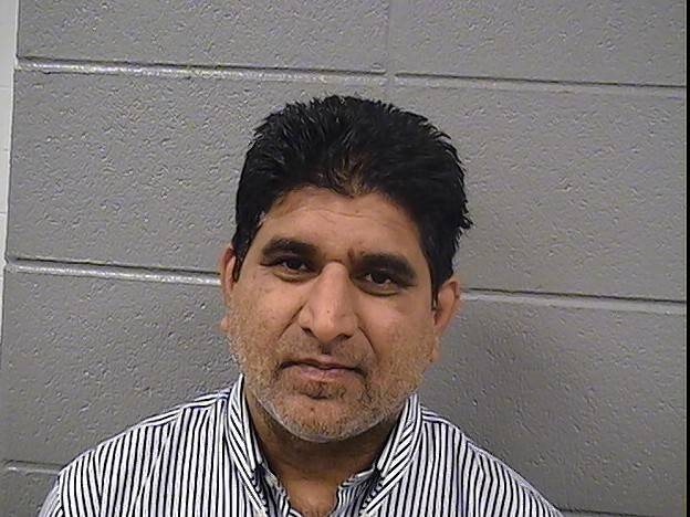 Palatine cabdriver charged with sexual assault