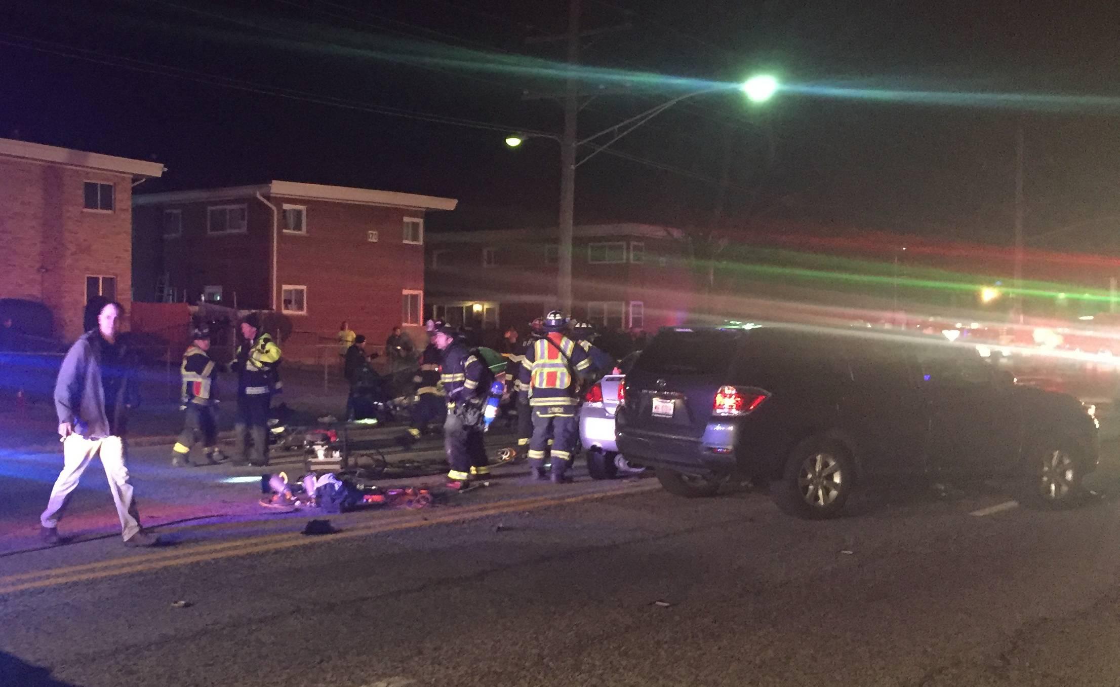 Police can't interview crash survivor, get black-box data in deadly Northwest Highway crash