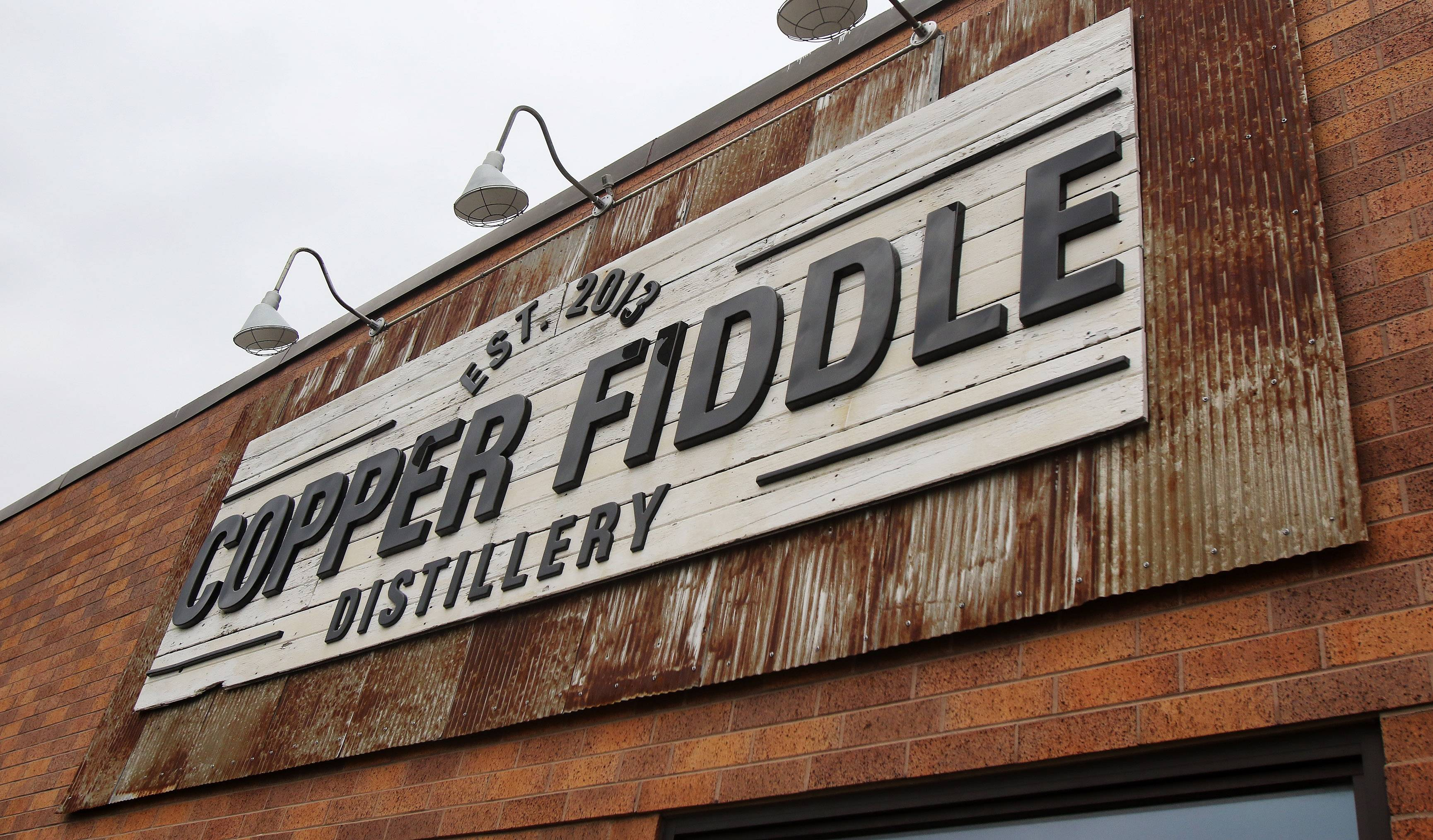 Copper Fiddle Distillery in Lake Zurich is among the small craft producers in Illinois hoping the General Assembly amends a state law barring them from self-delivering their products to local stores and bars.