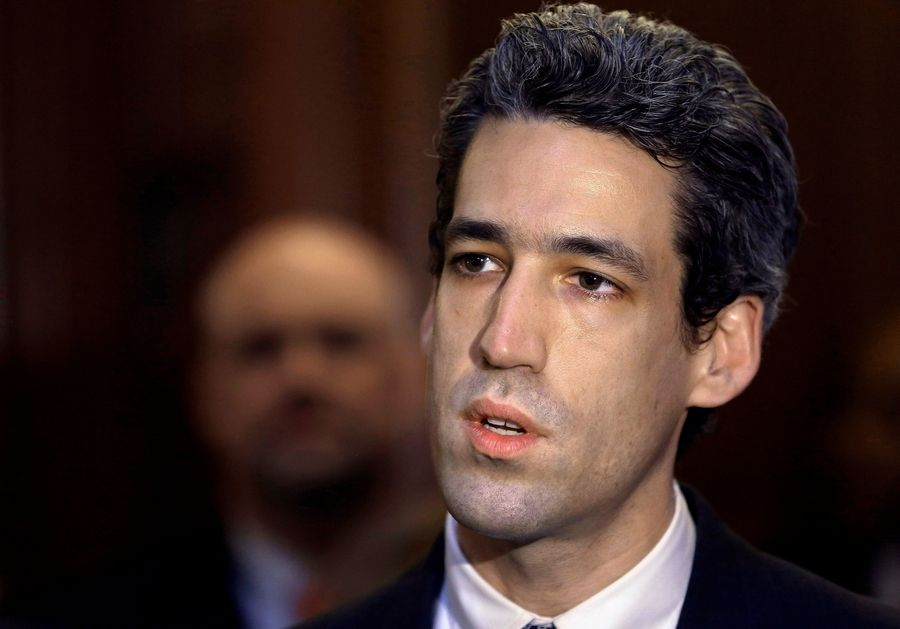 Illinois state Sen. Daniel Biss of Evanston is running for Illinois governor.